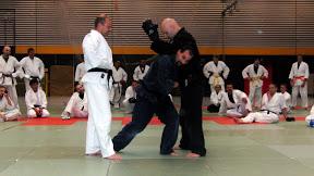 Ju-Jutsu: Bundeslehrgang praxisorientierte Selbstverteidigung 16. Oktober 2010 in Woerrstadt