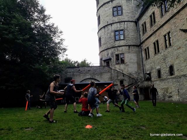 DJJV Jugend Sommercamp 2017 29.07.-05.08.2017 auf der Wewelsburg