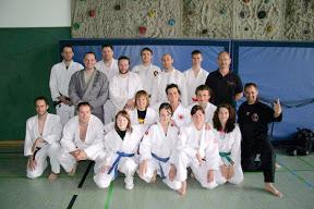 Ju-Jutsu Jugendleiter 8.-10. Juni 2012 in Wetzlar