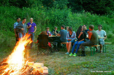 RoninZ Sommerparty am 19. Juli 2014 in Weingarten