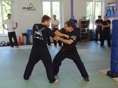 IKAEF Fundamentals - All aspects of filipino martial arts 15.-16. June 2013 RoninZ Kampfkunstschule Weingarten