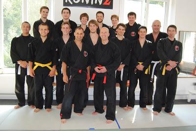 Ju-Jutsu-Do mit Kai Thiemann am 20.07.2013 in RoninZ Kampfkunstschule