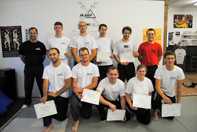 Kali Arnis Eskrima: Pruefung 12. Juli 2012 in RoninZ Kampfkunstschule