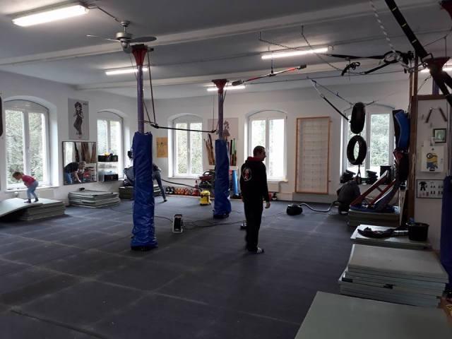 RoninZ Dojo Putzede 10.09.2017 in RoninZ Kampfkunstschule