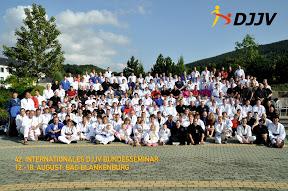 Ju-Jutsu Bundesseminar 12.–18. August 2012 Bad Blankenburg