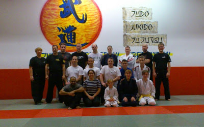 Eskrima Workshop A. Guettner & C. Schwarzenbacher 15.11.2014 in Ueberlingen