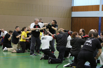 Jeff Espinous am 11.-12. Januar 2014 in Karlsruhe