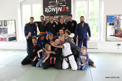 Ju-Jitsu Excellence  mit Sebastien Damhaut & Fritz Greutert 18.-19. Juni 2016 in RoninZ Kampfkunstschule