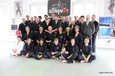 Ju-Jutsu-Do Fruehjahrsseminar mit Andy Guettner und Dr. Thorsten Fehr  am 02.-03.04.2016 in in RoninZ Kampfkunstschule