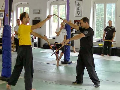 IKAEF Fundamentals - All aspects of filipino martial arts 28.-29. September 2013 in RoninZ Kampfkunstschule Weingarten