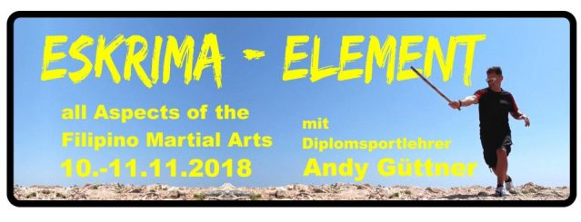 Eskrima -Element 11 2018