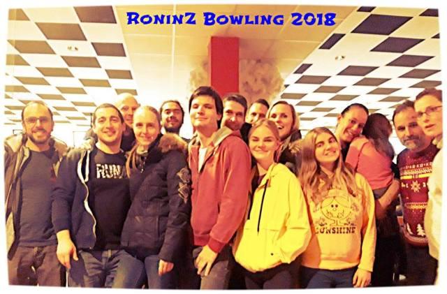 RoninZ Bowling 2018