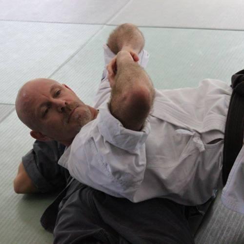 Sensei Fritz Greutert Ju Jitsu Excellence 18.-19.06.2016