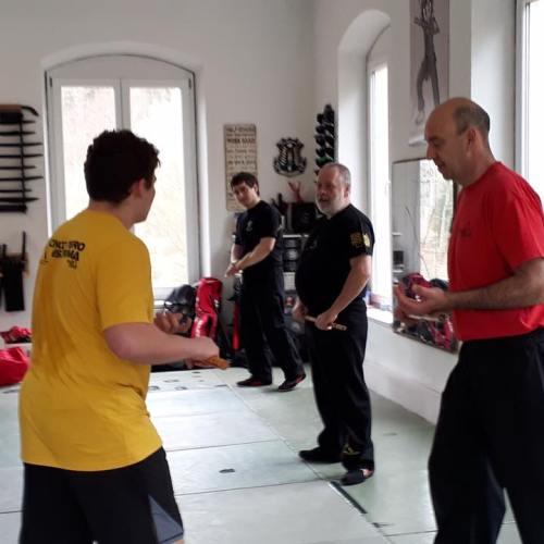 Charles Goossens RoninZ | Filipino Martial Arts Eastercamp 31.03. - 01.04.2018