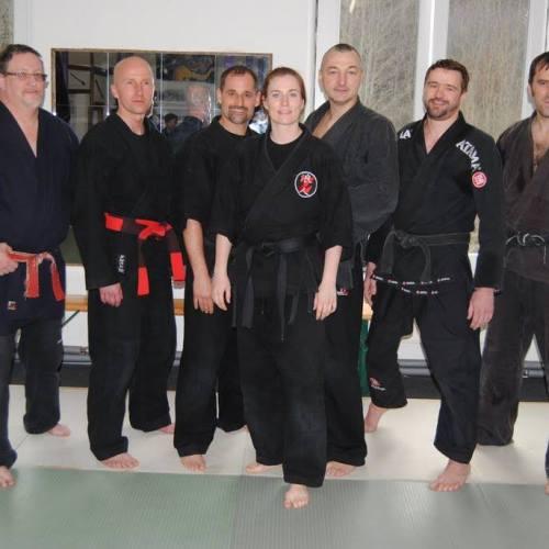 Ju-Jutsu-Do Lehrgang 17.-18. März.2012