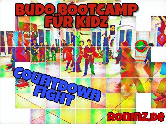 Budo Bootcamp für KidZ am 30.03.2019