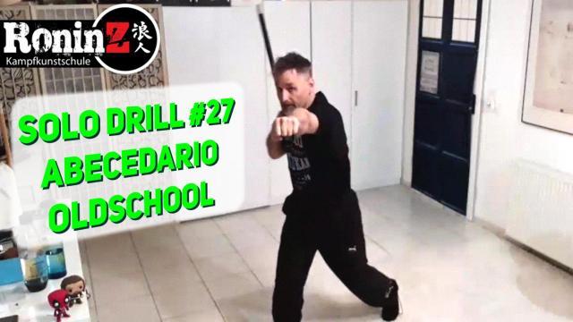 Solo Drill 27 Abecedario Oldschool