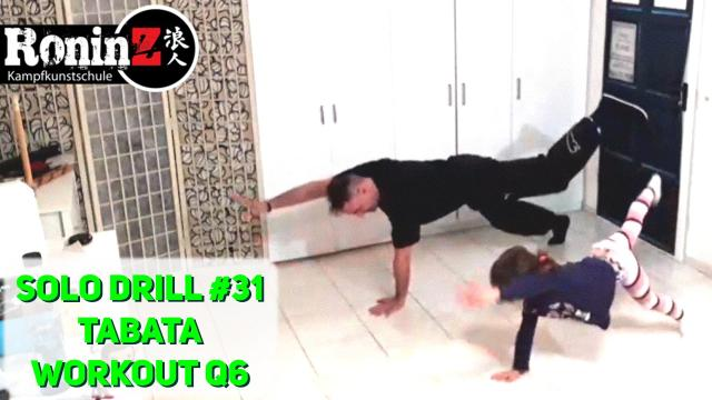 Solo Drill 31 Tabata Workout Q6