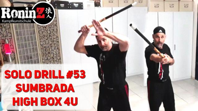 Solo Drill 53 Sumbrada High Box 4U