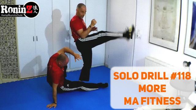 Solo Drill 118 more MA Fitness