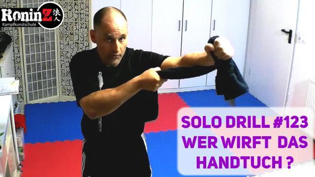 Solo Drill 123 wer wirft das Handtuch