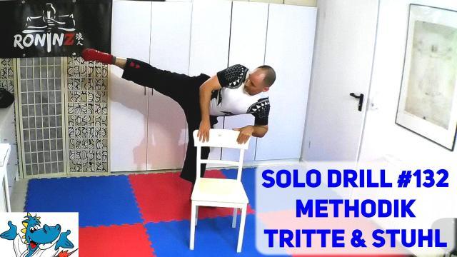 Solo Drill 132 Methodik Tritte & Stuhl