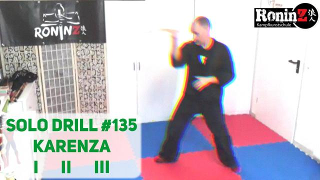 Solo Drill 135 Karenza I II III
