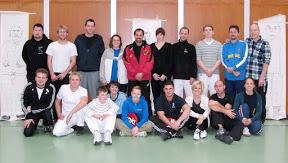 Ju Jutsu: SV-Kursleiterschulung