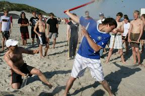 Ju-Jutsu-Jugend Sommercamp 2.-8. Angust 2009 auf Norderney