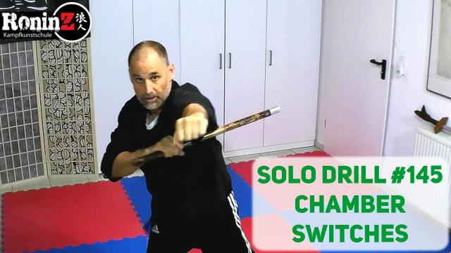 Solo Drill 145 Chamber Switches
