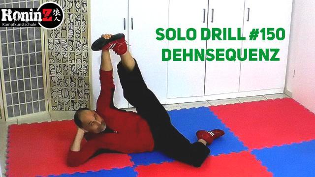 Solo Drill 150 Dehnsequenz
