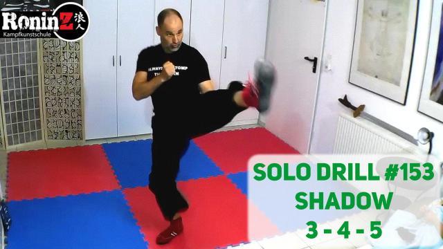 Solo Drill 153 Shadow 3 4 5