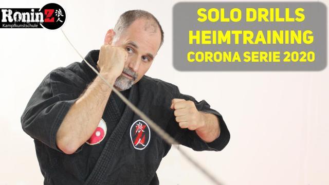 Solo Drills – Heimtraining – Corona Serie 2020