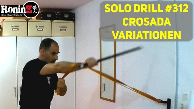 Solo Drill 312 Crosada Variationen