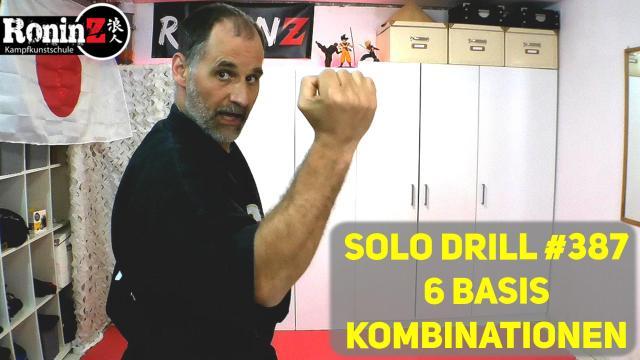 Solo Drill 387 6 Basis-Kombinationen