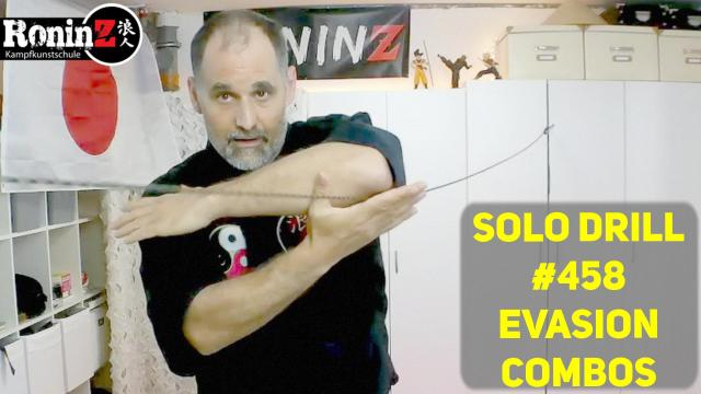 Solo Drill #458 Evasion Combos