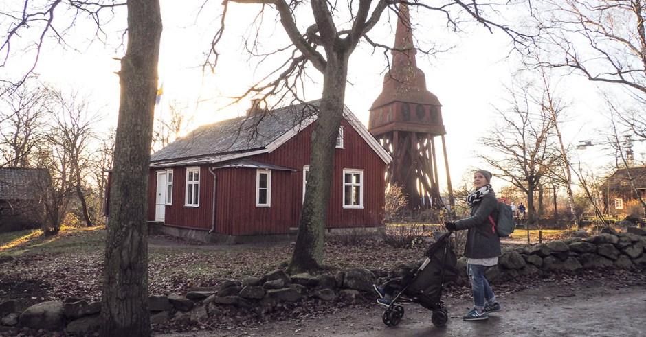 Sztokholm oczami dziecka