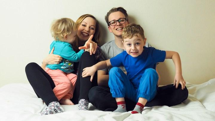 Jedno rodzinne foto co tydzień. Wyzwanie #razem52tygodnie