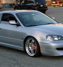 ronjon sport design 2001 03 acura cl urethane lip kit gb [ 1410 x 786 Pixel ]