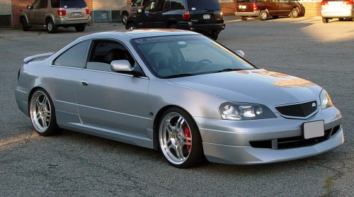 small resolution of ronjon sport design 2001 03 acura cl urethane lip kit gb