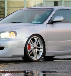 ronjon sport design 2001 03 acura cl urethane lip kit gb acurazine acura enthusiast community [ 1600 x 719 Pixel ]
