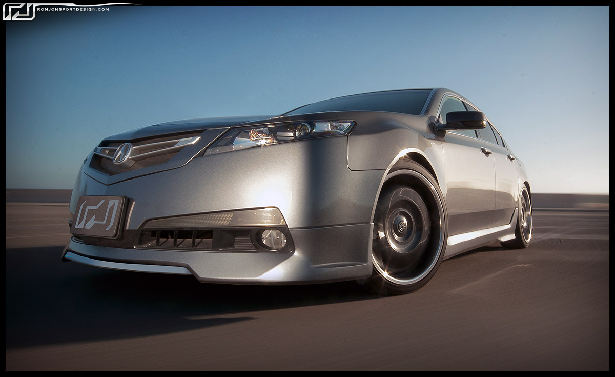 hight resolution of ronjon 4th gen acura tl body kit thread pg 16 updated pics page 8 acurazine acura enthusiast community