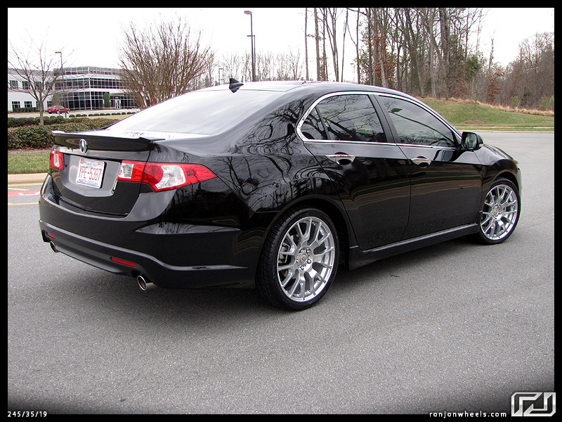 Wheel Gallery  2nd Gen (pics And Specs Only!)  Acura Tsx
