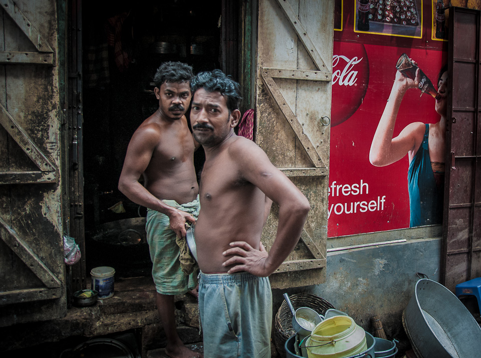 Refresh Yourself ~ Calcutta, India