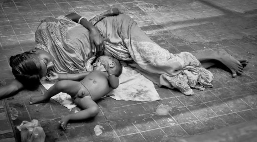 Dreaming of a Home - Calcutta, India