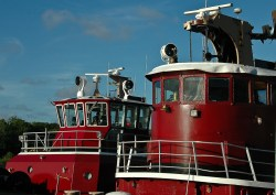 Red Tugs, Savannah, GA