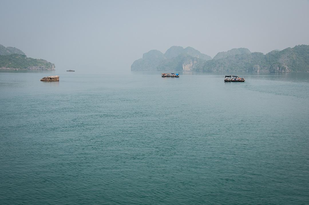 Beyond  Halong Bay