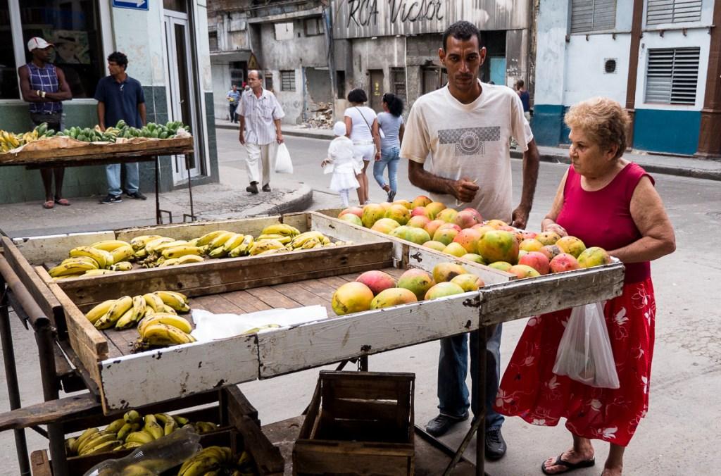 Havana, Mangoes