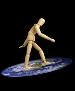 Tilting Earth