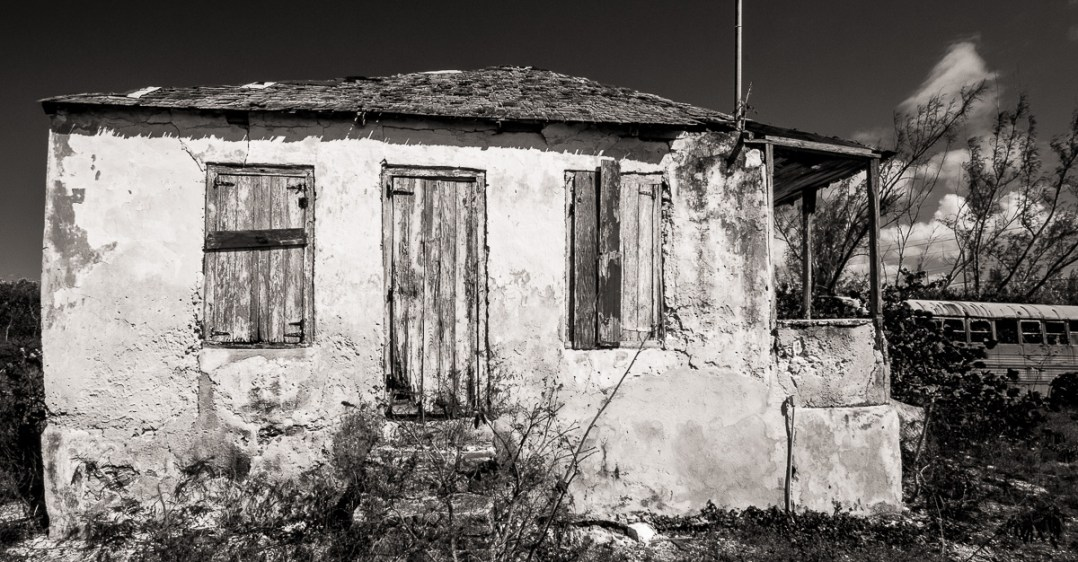 Bahamas - Abandoned in Paradise